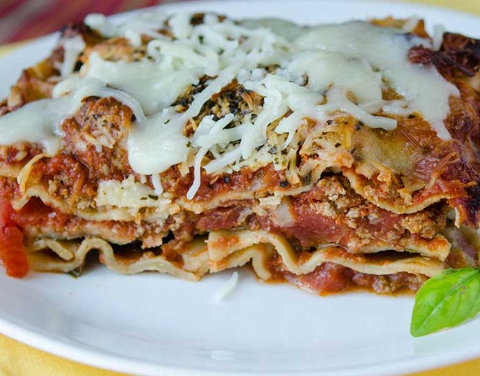 Lasagna-Meat-and-Eggplant