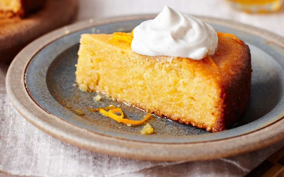Orange-cake