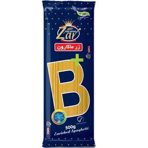 Enriched Spaghetti with Vitamin B