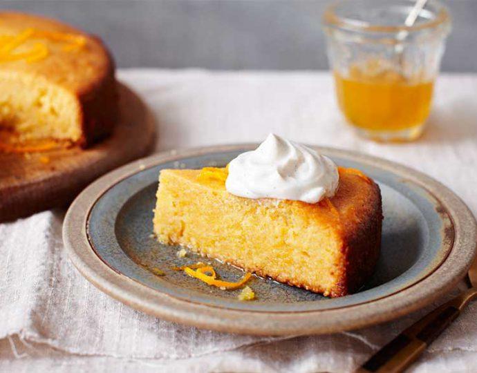 کیک پرتغالی