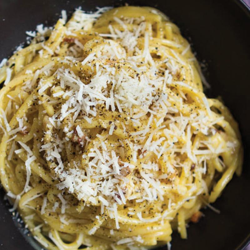 اسپاگتی کاربونارا