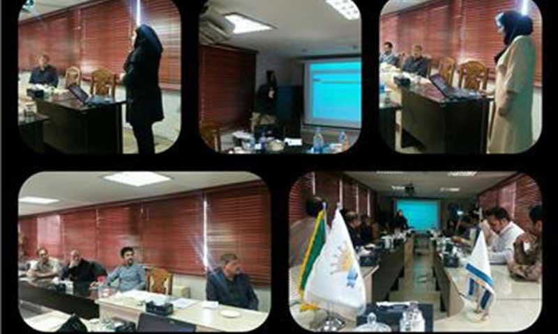 جلسه پیش دفاع دانشجویان کارشناسی ارشد دانشگاه علمی کاربردی زر برگزار شد؛ تولید شربت فروکتوز موضوع پایاننامههای دانشجویی