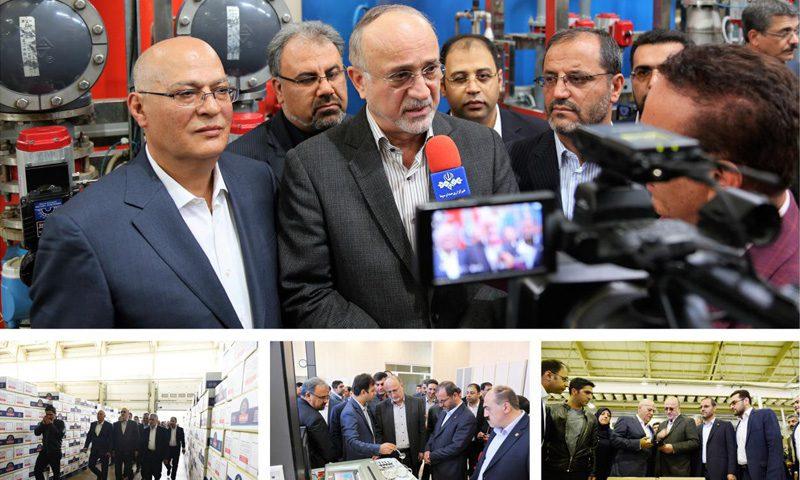 در بازدید استاندار البرز عنوان شد؛ «پالایشگاه غلات»، آرزویی که گروه صنعتی و پژوهشی زر برای صنعت ایران محقق کرد