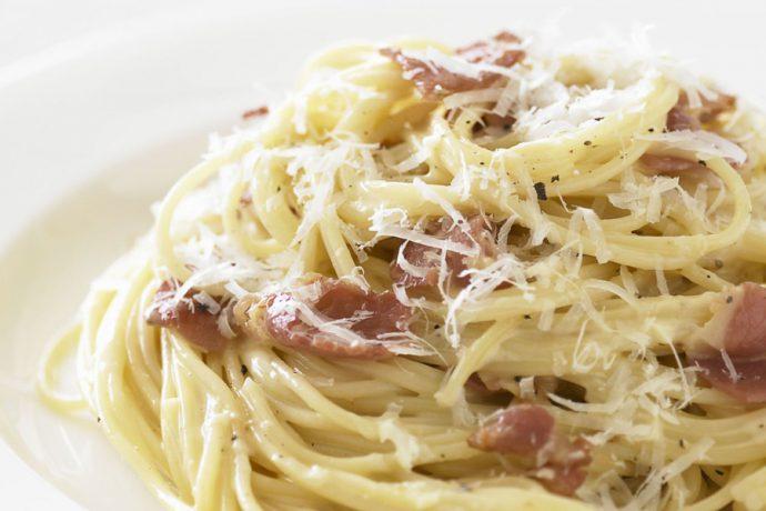 اسپاگتی کربونارا