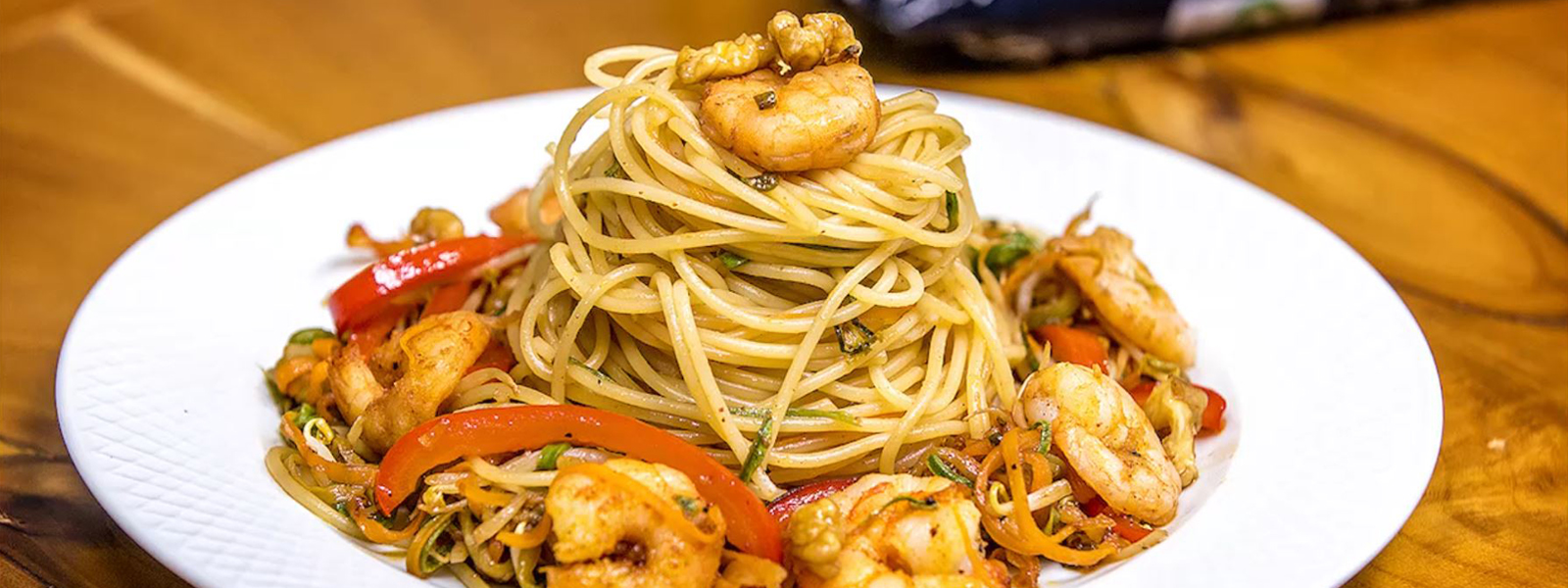 اسپاگتی تایلندی
