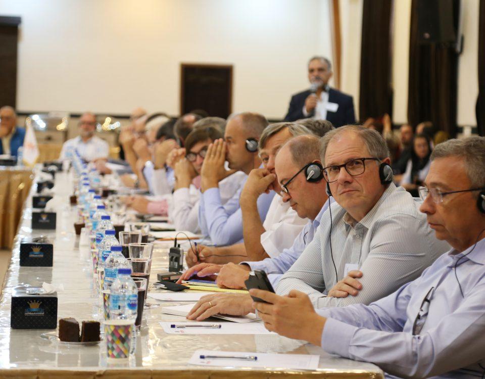بازدید مدیران بنگاههای اقتصادی و صنعتی کشور فرانسه از توانمندی های ایران در صنعت غذا
