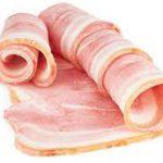 بیکن گوشت