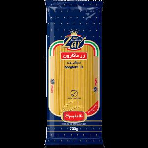 اسپاگتی قطر 1.5 زر ماکارون